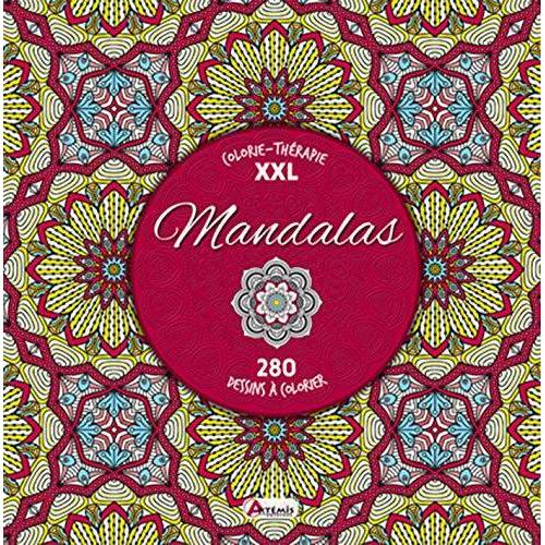 Collectif - MANDALAS COLORIE-THERAPIE XXL - Preis vom 14.05.2021 04:51:20 h