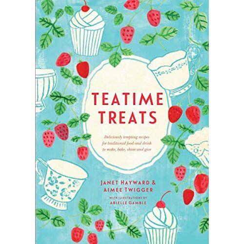 Janet Hayward - Crawford Poole, S: Teatime Treats - Preis vom 14.01.2021 05:56:14 h