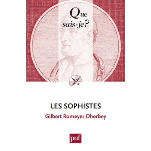 Gilbert Romeyer Dherbey - Les sophistes - Preis vom 20.10.2020 04:55:35 h