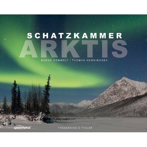Thomas Henningsen - Schatzkammer Arktis - Preis vom 16.04.2021 04:54:32 h