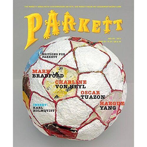 Parkett Verlag AG - Bradford, Mark/ von Heyl, Charline/ Tuazon, Oscar/ Yang, Haegue: Insert: Holmqvist, Karl (Parkett / Die Parkett-Reihe mit Gegenwartskünstlern, Band 89) - Preis vom 20.10.2020 04:55:35 h