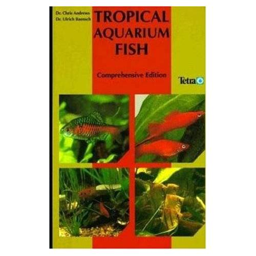Chris Andrews - Tropical Aquarium Fish - Preis vom 20.10.2020 04:55:35 h