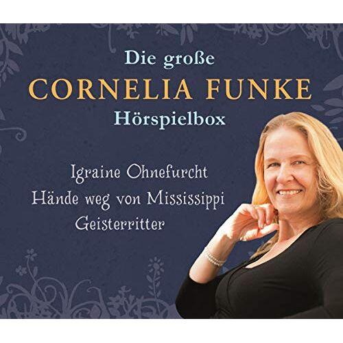 Cornelia Funke - Die große Cornelia Funke-Hörspielbox: (6CD) - Preis vom 05.09.2020 04:49:05 h