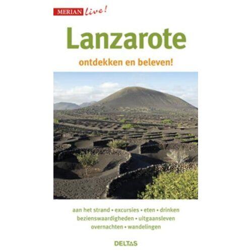 Dieter Schulze - Lanzarote (Merian live!) - Preis vom 15.04.2021 04:51:42 h