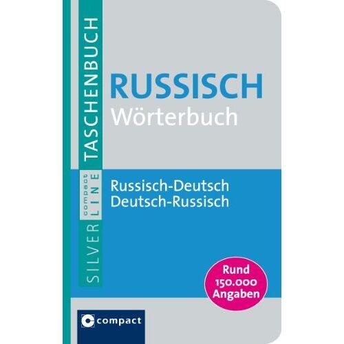 Paulina Palomino - Compact Wörterbuch Russisch: Russisch-Deutsch / Deutsch-Russisch. Rund 150.000 Angaben - Preis vom 27.06.2020 05:02:59 h
