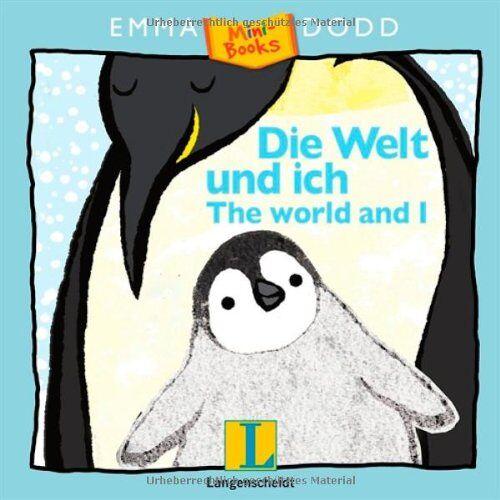 Emma Dodd - Die Welt und ich - The World and I: Mini-Books (Emma Dodd) - Preis vom 20.10.2020 04:55:35 h