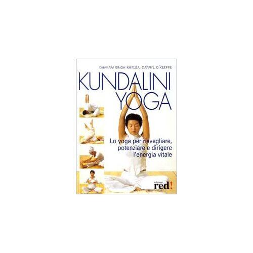 Darryl O'Keefe - Kundalini yoga - Preis vom 05.03.2021 05:56:49 h