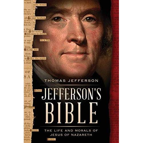 Thomas Jefferson - Jefferson, T: Jeffersons Bible - Preis vom 12.04.2021 04:50:28 h