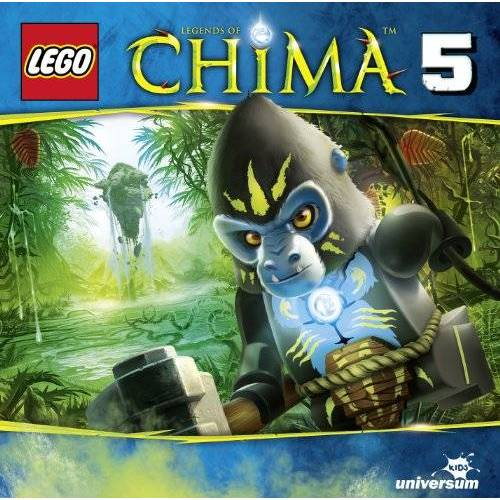 Lego Legends of Chima - Lego Legends of Chima (Hörspiel 5) - Preis vom 21.01.2020 05:59:58 h