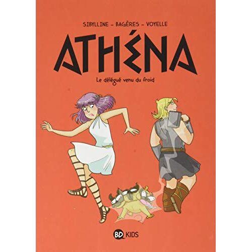 - Athéna, Tome 03: Le délégué venu du froid (Athéna, 3) - Preis vom 24.02.2021 06:00:20 h