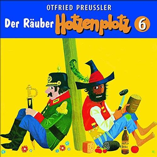 Otfried Preußler - Der Räuber Hotzenplotz - CD / 06: Der Räuber Hotzenplotz - Preis vom 09.04.2021 04:50:04 h