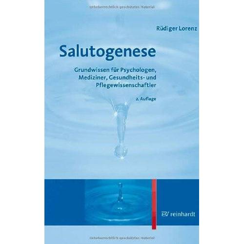 Rüdiger Lorenz - Salutogenese - Preis vom 05.03.2021 05:56:49 h