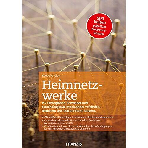 Glos, Rudolf G. - Heimnetzwerke - Preis vom 11.05.2021 04:49:30 h