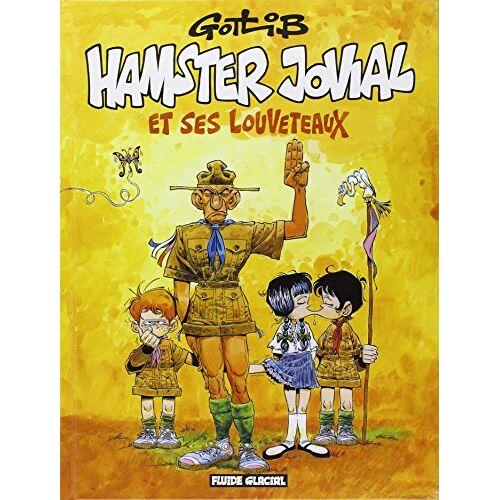 Gotlib - Hamster jovial et ses louveteaux - Preis vom 24.01.2021 06:07:55 h
