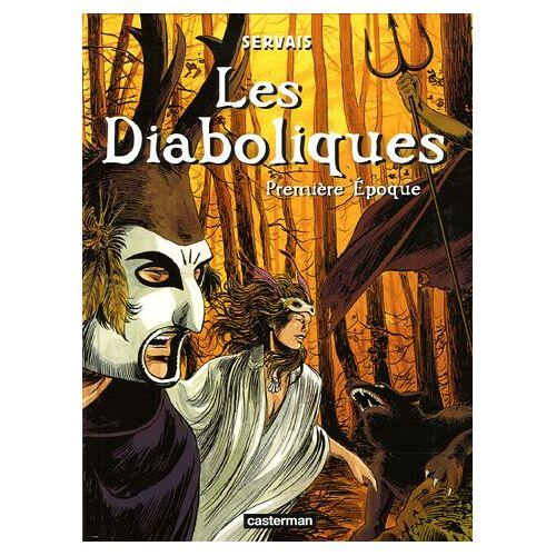 Jean-Claude Servais - Les Diaboliques, Tome 1 : Première Epoque (Servais) - Preis vom 06.03.2021 05:55:44 h