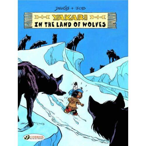 Job - Yakari in the Land of Wolves: Yakari 6 (Yakari (Numbered)) - Preis vom 14.01.2021 05:56:14 h