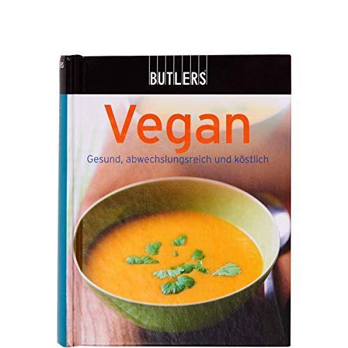 - BUTLERS Kochbuch Mini-Kochbuch vegan - leckere Rezepte für Veganer - bewusst essen - handliche kompakte Form - Preis vom 28.02.2021 06:03:40 h