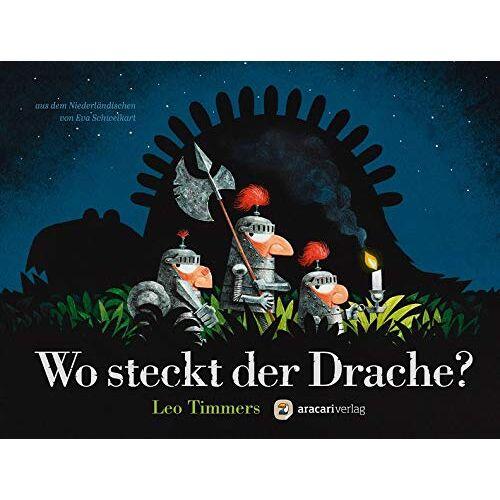 Leo Timmers - Wo steckt der Drache? - Preis vom 20.10.2020 04:55:35 h