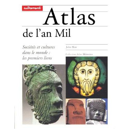 John Man - Atlas de l'an mil (Aut.Atlas) - Preis vom 21.10.2020 04:49:09 h