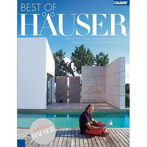 Redaktion Redaktion HÄUSER - Best of HÄUSER: Internationale Einfamilienhäuser empfohlen von der Redaktion - Preis vom 21.10.2020 04:49:09 h