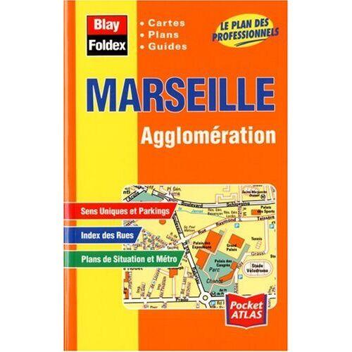 - Plan de ville : Marseille, agglomération (avec un index) - Preis vom 14.05.2021 04:51:20 h