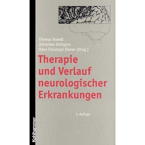 Thomas Brandt - Therapie und Verlauf neurologischer Erkrankungen - Preis vom 11.05.2021 04:49:30 h