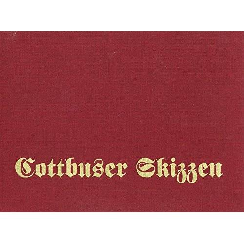 Krönert, Hans H - Cottbuser Skizzen - Preis vom 27.02.2021 06:04:24 h