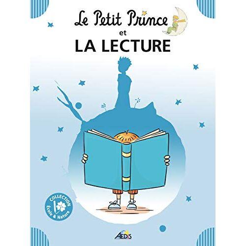 Collectif - 01 - LE PETIT PRINCE ET LA LECTURE - Preis vom 25.01.2021 05:57:21 h