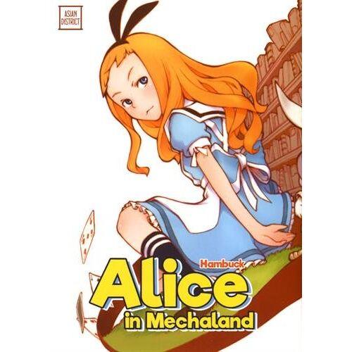 Hambuck - Alice in mechaland - Preis vom 04.05.2021 04:55:49 h