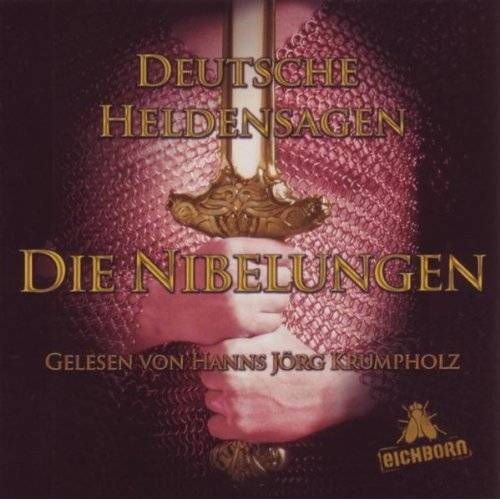 Krumpholz, Hanns Jörg - Deutsche Heldensagen - Die Nibelungen - Preis vom 18.04.2021 04:52:10 h