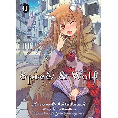 Isuna Hasekura - Spice & Wolf: Bd. 11 - Preis vom 06.03.2021 05:55:44 h