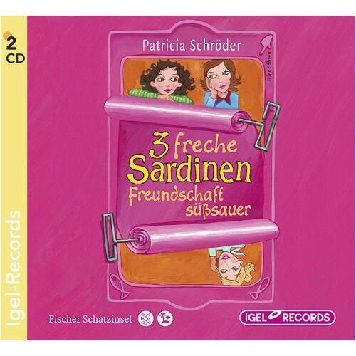 Patricia Schröder - 3 freche Sardinen. Freundschaft süßsauer - Preis vom 20.10.2020 04:55:35 h