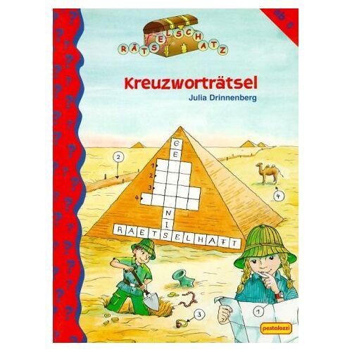 - Rätselschatz, Kreuzworträtsel - Preis vom 06.05.2021 04:54:26 h