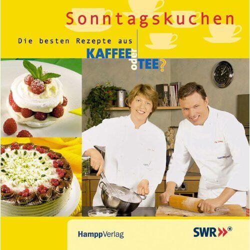 - Sonntagskuchen - Die besten Rezepte aus 'Kaffee oder Tee?: Das Buch zur SWR-Fernsehserie - Preis vom 28.02.2021 06:03:40 h