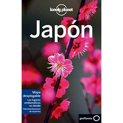 Lonely Planet - Lonely Planet Japon (Guías de País Lonely Planet) - Preis vom 20.10.2020 04:55:35 h