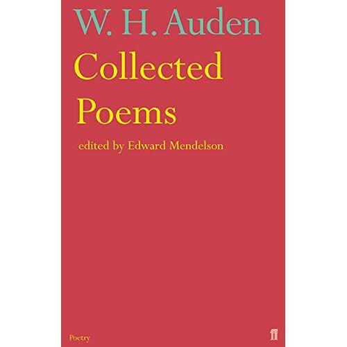 Auden, W. H. - Collected Auden - Preis vom 21.10.2020 04:49:09 h