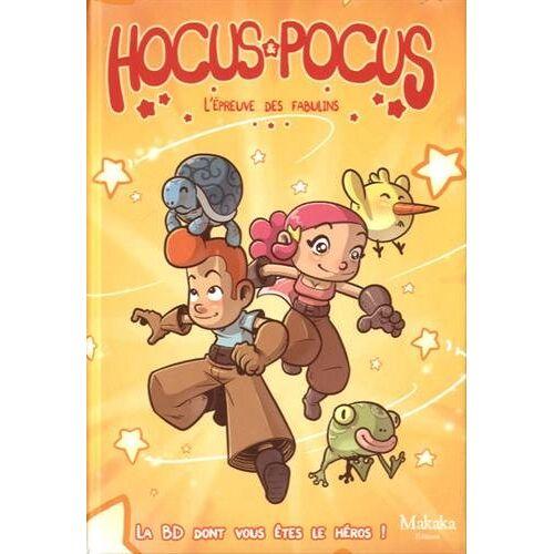 - Hocus et Pocus : L'épreuve des fabulins - Preis vom 12.05.2021 04:50:50 h