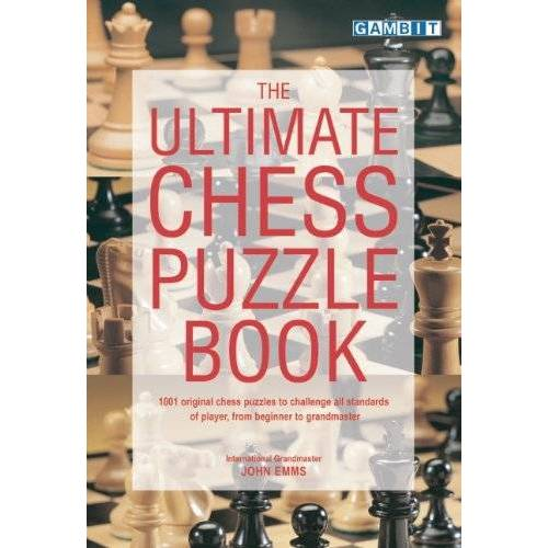 John Emms - The Ultimate Chess Puzzle Book - Preis vom 17.04.2021 04:51:59 h