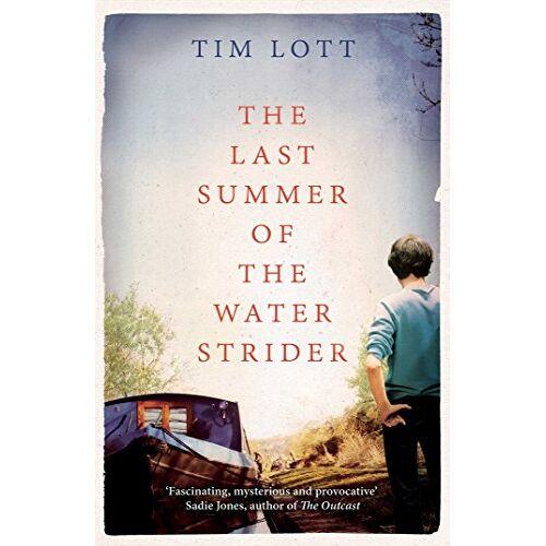 Tim Lott - The Last Summer of the Water Strider - Preis vom 11.05.2021 04:49:30 h