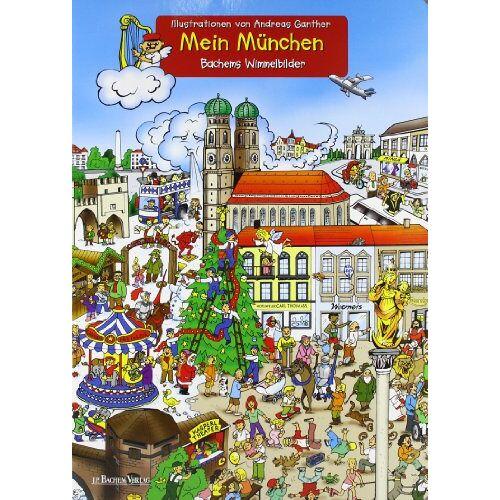 - Mein München: Bachems Wimmelbilder - Preis vom 15.11.2019 05:57:18 h