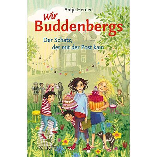 Antje Herden - Wir Buddenbergs – Der Schatz, der mit der Post kam - Preis vom 22.04.2021 04:50:21 h