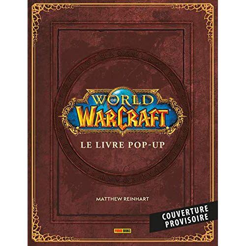 - World of Warcraft : Le livre Pop-up - Preis vom 15.05.2021 04:43:31 h