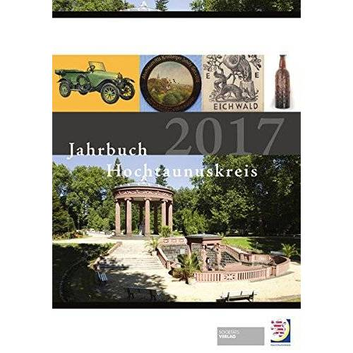 Hochtaunuskreis (Hg.) - Jahrbuch Hochtaunuskreis 2017 - Preis vom 06.09.2020 04:54:28 h