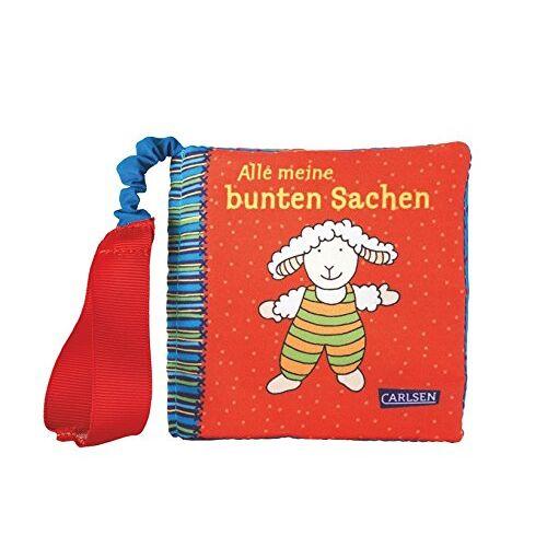 Andrea Pöter - Buggy-Bücher: Mein erstes Knister-Stoff-Buggybuch: Alle meine bunten Sachen - Preis vom 11.04.2021 04:47:53 h
