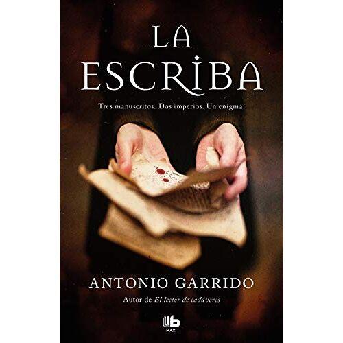 Antonio Garrido - La escriba / The Scribe (MAXI) - Preis vom 07.04.2021 04:49:18 h