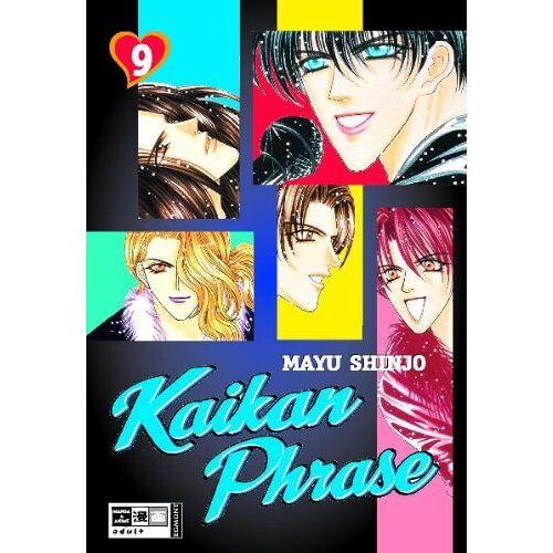 Mayu Shinjo - Kaikan Phrase 09 - Preis vom 21.01.2020 05:59:58 h