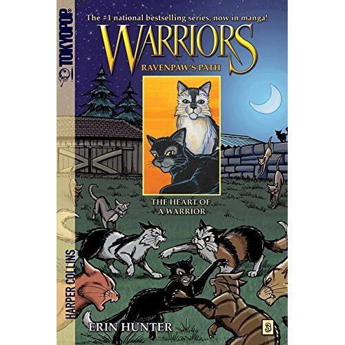 Erin Hunter - Warriors: Ravenpaw's Path #3: The Heart of a Warrior (Warriors Manga) - Preis vom 19.01.2021 06:03:31 h