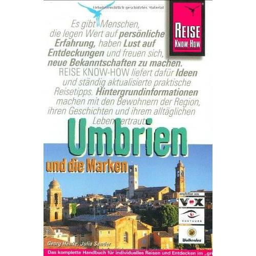 Georg Henke - Umbrien und die Marken - Preis vom 06.05.2021 04:54:26 h
