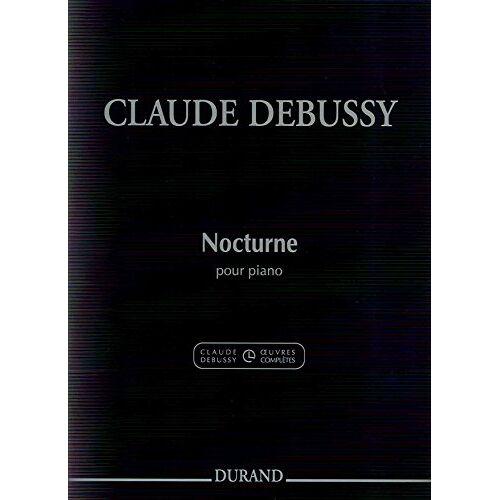 Claude Debussy - Nocturne Pour Piano - Preis vom 21.10.2020 04:49:09 h