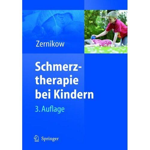 Boris Zernikow - Schmerztherapie bei Kindern - Preis vom 26.10.2020 05:55:47 h
